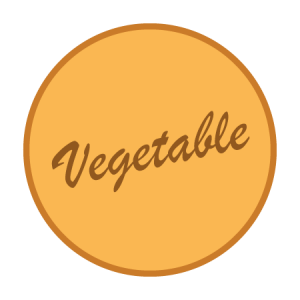 vegetable pattie